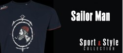 T-shirt Sailor Man