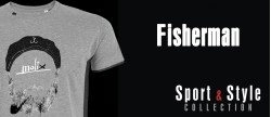 T-shirt Fisherman