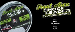 Trout Area Shock Leader Fluorocarbon