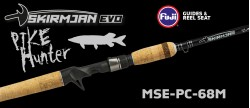 Skirmjan EVO Pike Hunter - MSE-PC-68M