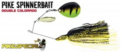 Pike Spinnerbait Bouble Colorado