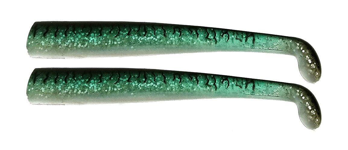 #132 Green Mackerel - Spare Parts