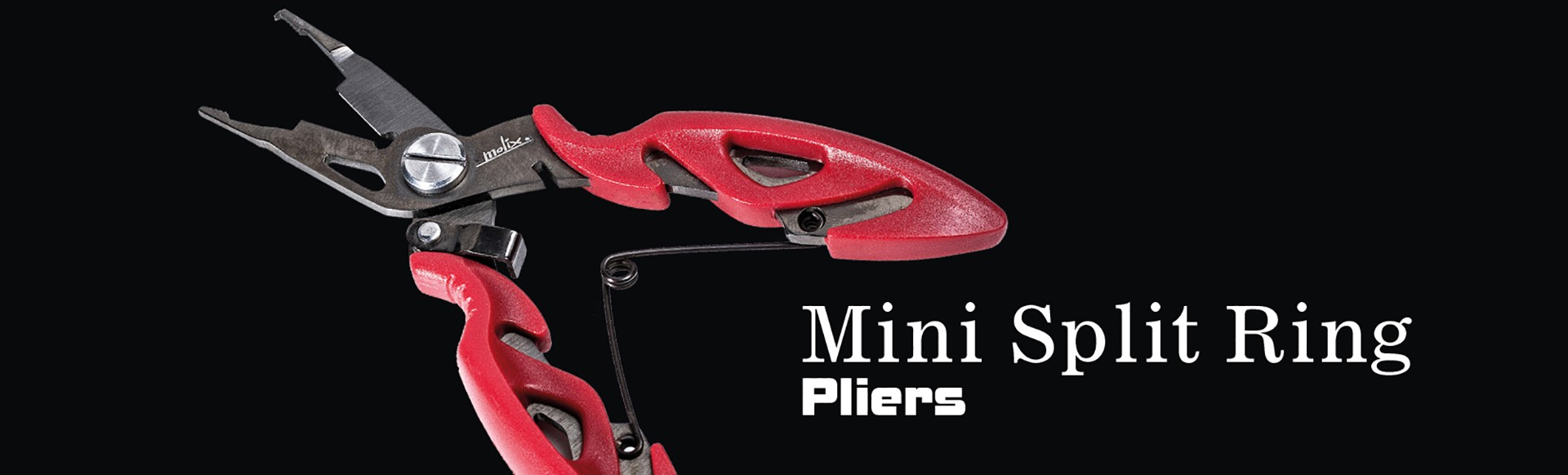 Mini Split Ring Pliers